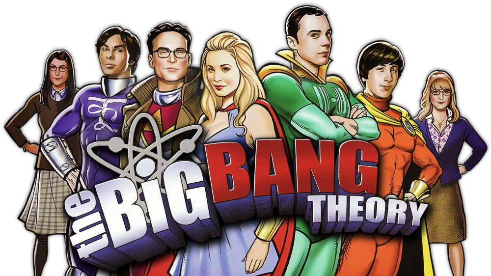 Oda al final de The Big Bang Theory